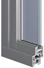 Profil Kunststoff Eleganz 6-Kammern